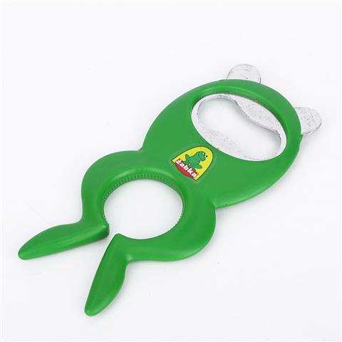Multi funcion Bottle Opener with frog shape